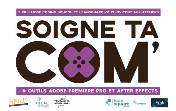 Soigne ta com : outils Adobe Premiere Pro & After Effects