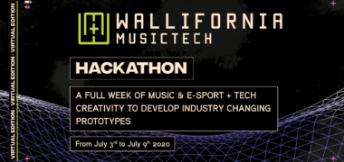 Hackathon Wallifornia Music Tech 2020